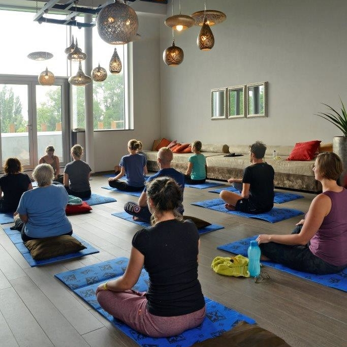 Hatha yoga Gent Sint-Amandsberg