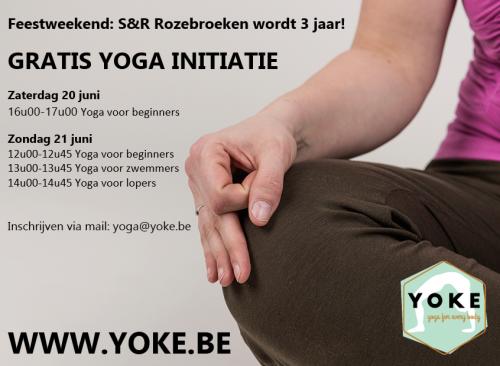 Flyer 20150620 Yoga initiatie Rozebroeken