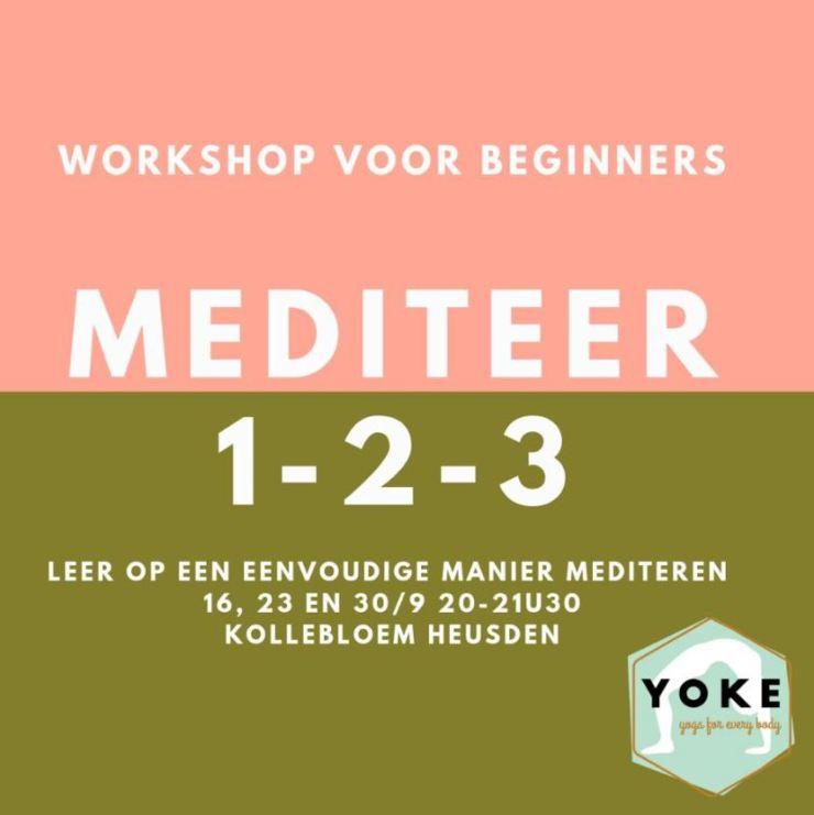 mediteer 1-2-3